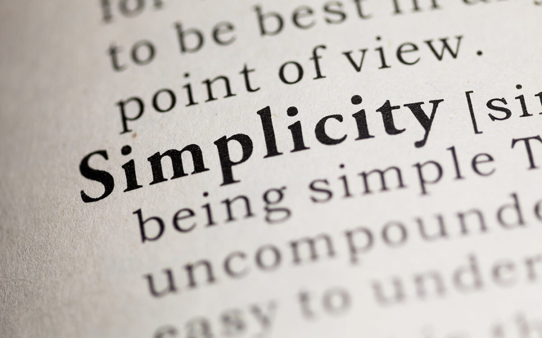 The Symbol of Simplicity