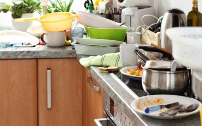 Messy Kitchen!!