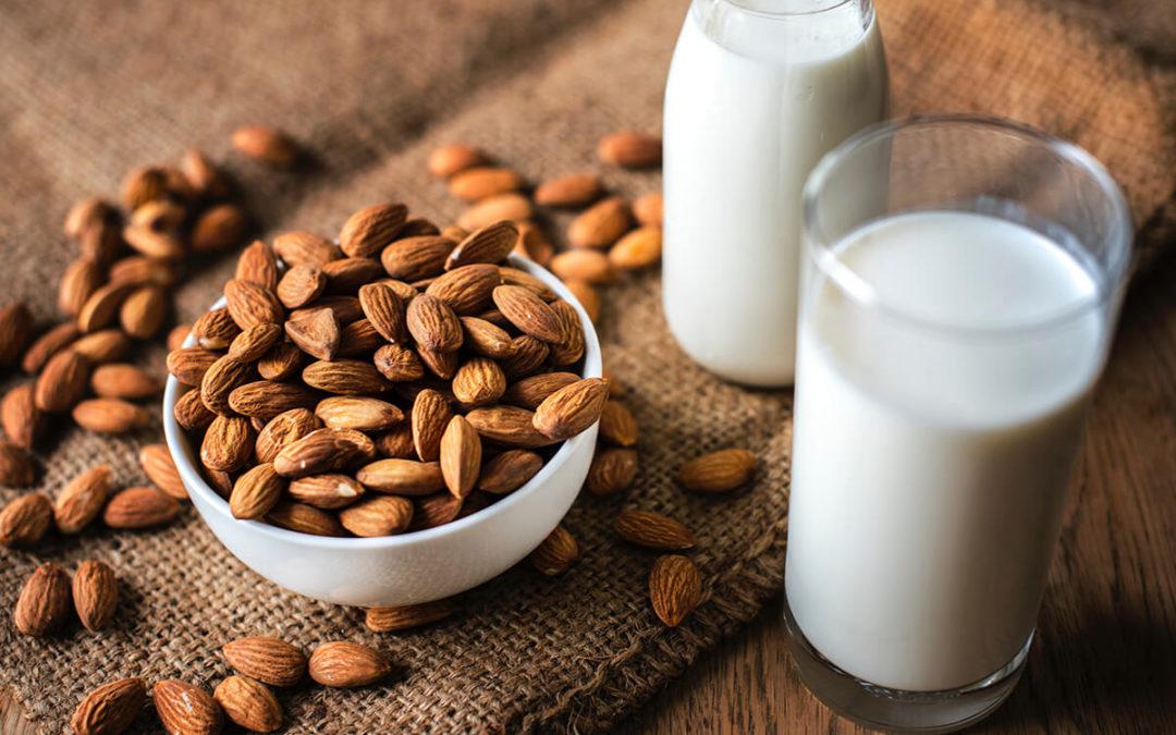 Almond Milk — Quick and Easy?