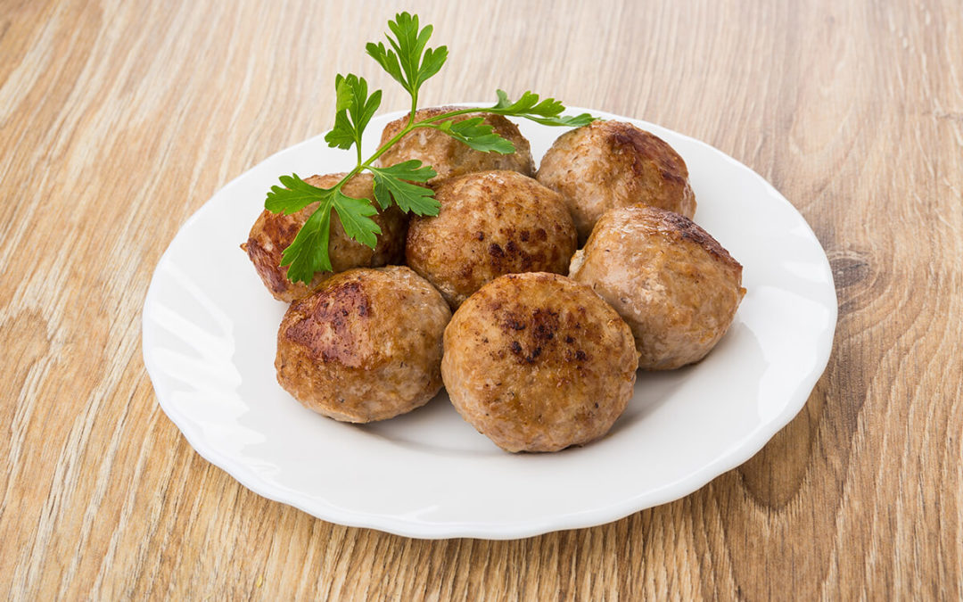 Meatballs for Dinner!