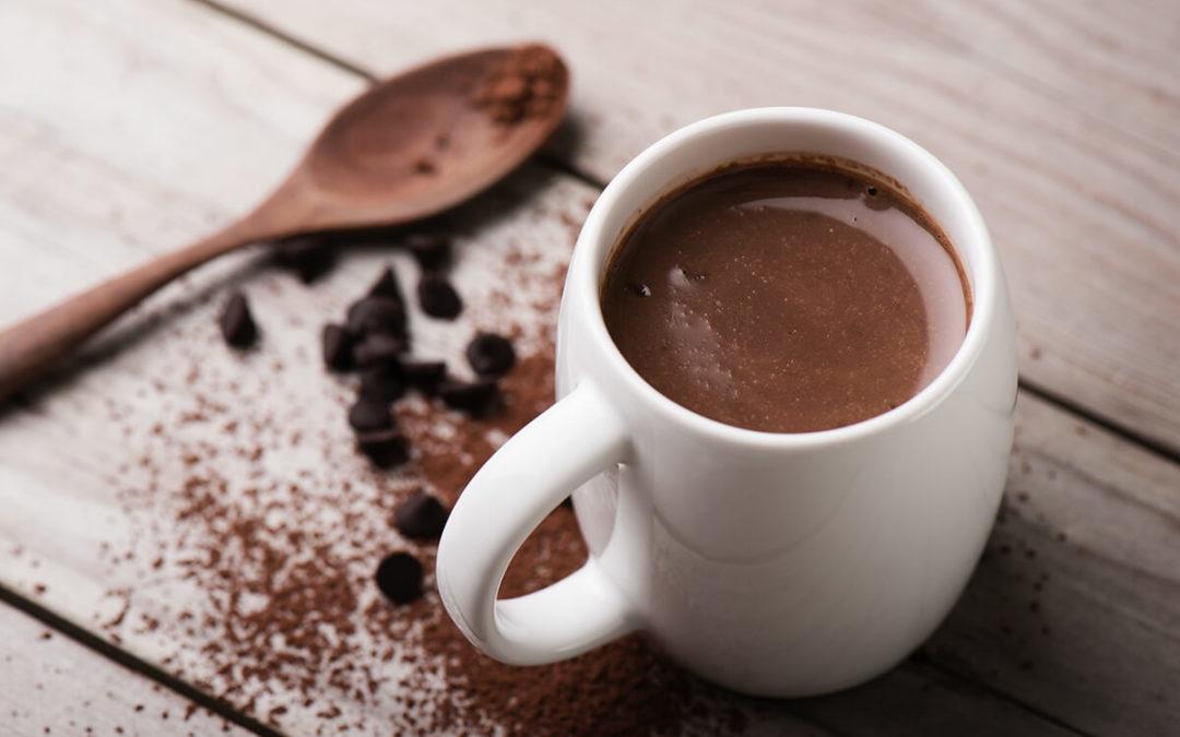 Hot Chocolate—A Flavor of the Season!